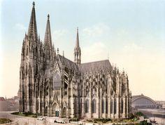 Kölner Dom (Cologne Cathedral), Cologne, Germany