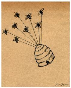 Move The Hive - Jon Carling