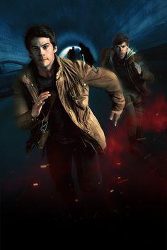 Dylan O'Brien and Thomas Brondie Maze Runner The Scorch, Maze Runner Movie, Maze Runner Trilogy, Maze Runner Series, Wicked, World Movies, The Scorch Trials, Best Mate, Thomas Brodie Sangster