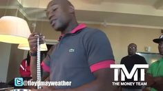 Floyd Mayweather in the CEO Suite