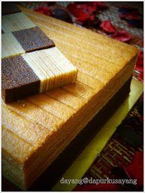 Kek Pandan Lapis Seri Kaya ~ :: Dari Dapur CT :: | Recipes ...