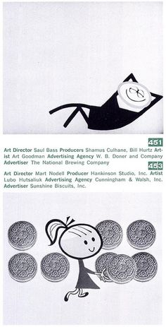 Art Directors Annual  Illustrated by various  1958