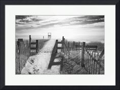 """Black White Good Morning"" by Dapixara Art, Cape Cod, Wellfleet - United States // Good Morning. Black White. DApixara.  <a href='http://www.capecodphotographyart.com' rel='nofollow' target='blank'>Photography Art</a> // Imagekind.com -- Buy stunning fine art prints, framed prints and canvas prints directly from independent working artists and photographers."