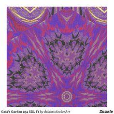 Gaia's Garden 234 SDL F1 Fabric