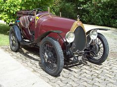 Bugatti Brecia T13 (1926)