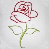 I found this Embroidery Design for only: $0.00 on aStitchaHalf.com! Embroider a simple yet elegant rose design with smooth lines and beautiful twirls to decorate your favourite item. You receive:4 x Designs (choose between a one-color design or two-tone)Hoop Size:2 x 4*4 Hoop2 x 5*7 Hoop