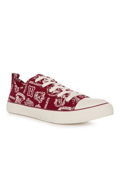 Red Harry Potter Low Top Trainer