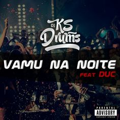 Ks Drums feat. Duc - Vamu Na Noite (Afro House) 2017 | Download ~ Alpha Zgoory | Só9dades