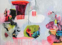 Recent Works - Cynthia Brown Abstract Paintings