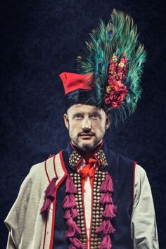 Traditional Polish Folk Costume