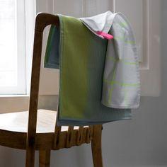 Hay Geschirrtuch Tea Towel 2er-Set, gradient #HAY #artvoll #TopMarke www.artvoll.de