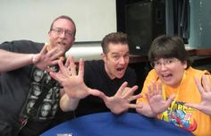 James Marsters! At the 39th annual Superman Celebration in Metropolis, Illinois. 6/10/2017.