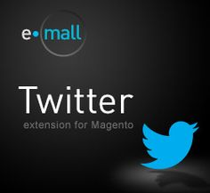 FREE extension for Magento!  Show your latest tweets on your Magento website using our ExtensionsMall Twitter extension. You can customize the extensions look and colors and the extension placement directly from Magento administration.