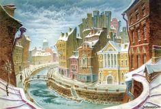Владимир Николаевич Колбасов - замечательный петербургский художник. Родился в Ленинграде в 1960 году.