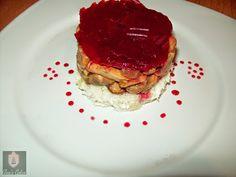 Dea's Cakes: Galbiori cu sfecla rosie