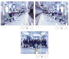乃木坂46、1stアルバム『透明な色』ジャケ写公開! : 乃木坂46まとめの「ま」