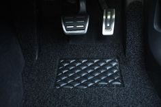 Details About Nicoman Aluminum Rubber Alloy Metal Car Mat