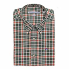 Southern Tide Forest Sport Shirt   Norton Ditto Historically, the colors found in plaid patterns identified tailors throughout the regions of Europe. With carefully selected colors and unrivaled attention to detail, it's easy see that the bold pattern of our Forest Plaid sport shirt is unique to Southern Tide.  98% Cotton 2% Spandex Regions Of Europe, Southern Tide, Sports Shirts, Plaid Pattern, It's Easy, Alabama, Spandex, Shirt Dress, Detail