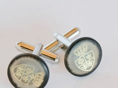 cool vintage cuff links
