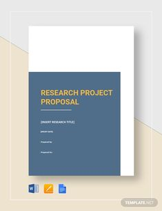 Research Project Proposal Template Free Proposal Template, Project Proposal Template, Business Proposal Template, Software Projects, Research Projects, Writing A Business Proposal, Job Application Template, Free Word Document, Problem Statement