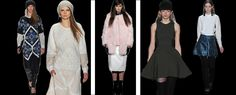NYFW: Fashion is Geometry, Tartan and New Hipster