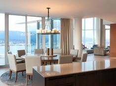 Fairmont Penthouse by Robert Bailey Interiors   HomeDSGN, a daily source for inspiration and fresh ideas on interior design and home decoration.
