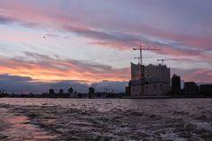 4 Freizeiten: Hamburg .... die letzten Urlaubsfotos vom Sommer Hafen Elbphilharmonie