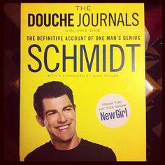 New Girl - Schmidt, Douche Journals