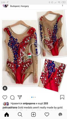 Rhythmic Gymnastics Leotards, Roller Skating, Dance Wear, Outfits, Gymnastics, Rhythmic Gymnastics, Inline Skating