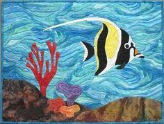 Under the Sea-With Me-Moorish Idol