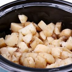 Slow Cooker Mashed Potatoes Recipe by Tasty