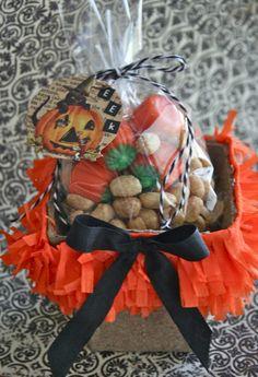 Halloween Treat Bag