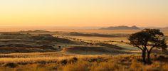 Edge of the Namib -