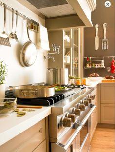 Cómo limpiar eficazmente los muebles de cocina de cualquier material. #limpiezadeotoño