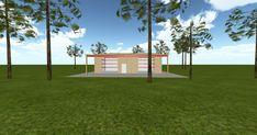 Cool 3D #marketing http://ift.tt/2EfvThQ #barn #workshop #greenhouse #garage #roofing #DIY