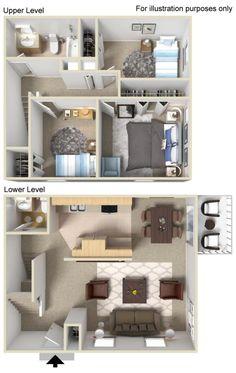 Novi Ridge Apartments Townhomes Noviridgeapartm Profile Pinterest