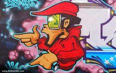 Graffiti Art, Wie Zeichnet Man Graffiti, Graffiti Cartoons, Graffiti Characters, Graffiti Drawing, Graffiti Painting, Graffiti Styles, Arte Hip Hop, Hip Hop Art