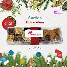 Para compartir y regalar. #DulceAlma #FelizNavidad