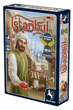 FMW Reviews #14: Istanbul | Istanbul | BoardGameGeek