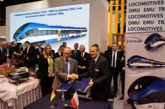 Polish rail vehicles are entering the German tracks | Link to Poland
