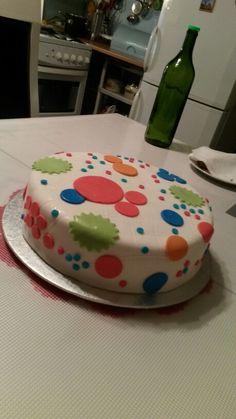 Agar.io cake