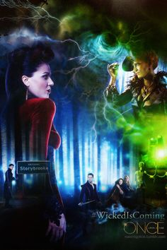 ONCE UPON A TIME ~ if you loved fairy tales and good vs evil, you will enjoy this T.V. show