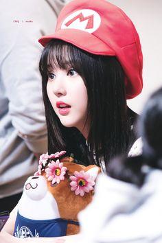 Cute Asian Girls, Girls In Love, Extended Play, South Korean Girls, Korean Girl Groups, Gfriend And Bts, Korean Girl Band, Jung Eun Bi, Black Pink Kpop
