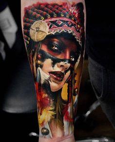 Great tattoos, tattoos for guys, beautiful tattoos, word tattoos, leg tatto Native American Tattoos, Native Tattoos, Native American Girls, 3d Tattoos, Great Tattoos, Trendy Tattoos, Beautiful Tattoos, Body Art Tattoos, Tattos