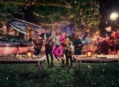 Liverpool ONE has the city's most exciting offering of retail and eating brands, in a prime open-air location. For Christmas 2016, we were tasked with creating four high res composite images to be displayed around the UK.