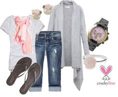 """""""Soft Pink Summer Night"""" by pbmhuck on Polyvore"""