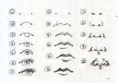 nose draw - Buscar con Google