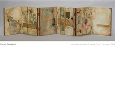 ANN HOLSBERRY | Paintings | Encaustic | Public Art/Installation