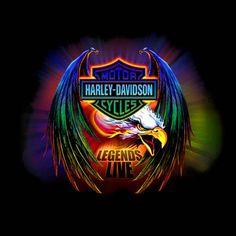 Harley-Davidson Art | Uhl Studios