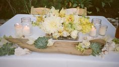 HELP! My fiance says my centerpieces are HIDEOUS!  :( :  wedding Untitled